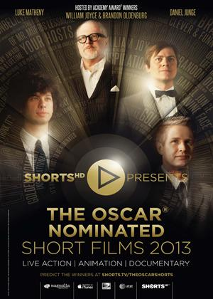 Animation: Oscar Nominated Short Films 2013 Online DVD Rental