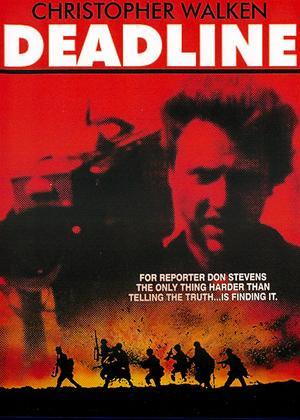 Rent Deadline (aka Witness in the War Zone) Online DVD Rental