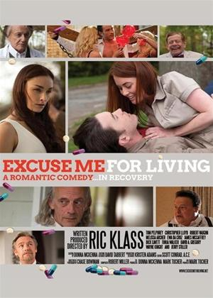 Excuse Me for Living Online DVD Rental