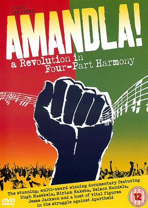 Amandla! A Revolution in Four Part Harmony Online DVD Rental