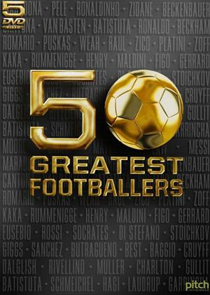 Rent Football's Greatest: 50 Greatest Footballers Online DVD Rental