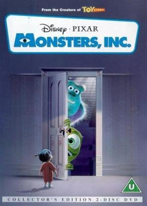 Rent Monsters Inc. Online DVD Rental