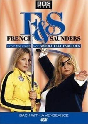 Rent French and Saunders: Back with a Vengeance Online DVD Rental