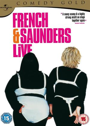 French and Saunders: Live Online DVD Rental