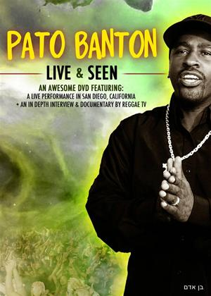 Pato Banton: Live and Seen Online DVD Rental