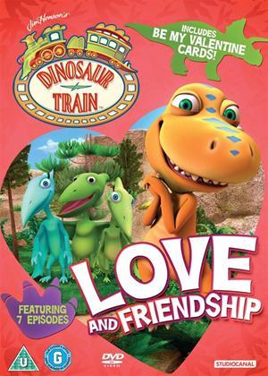 Rent Dinosaur Train: Love and Friendship Online DVD Rental