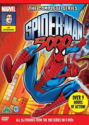 Rent Spider-Man 5000 Series Online DVD Rental