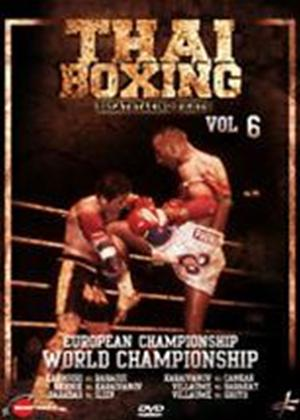 Rent Thai Boxing: Breathtaking Fights: Vol.6 Online DVD Rental