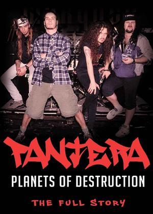 Rent Pantera: Planets of Destruction Online DVD Rental