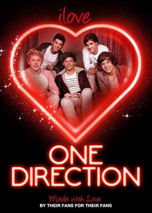 Rent One Direction: I Love One Direction Online DVD Rental