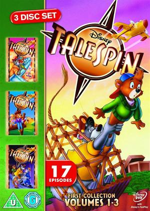 Talespin: First Collection: Volumes 1-3 Online DVD Rental