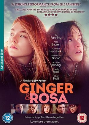 Ginger and Rosa Online DVD Rental