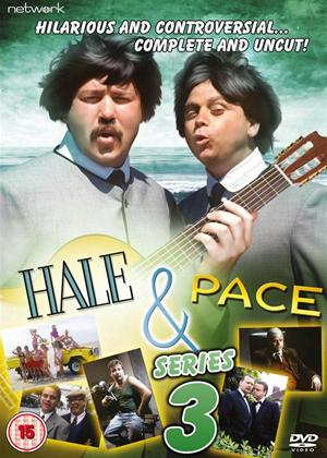 Rent Hale and Pace: Series 3 Online DVD Rental