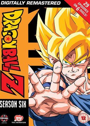 Dragon Ball Z: Series 6 Online DVD Rental