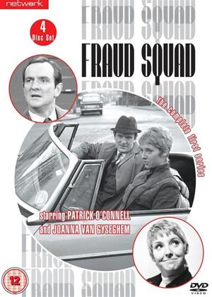 Fraud Squad: Series 1 Online DVD Rental