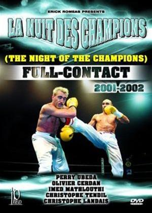 Rent Full Contact: The Night of the Champions (2001/2002) Online DVD Rental