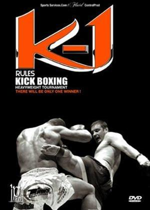 Rent K-1 Rules Kick Boxing 2004 Online DVD Rental