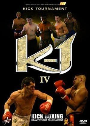 Rent K-1 Rules Kick Boxing 2007 Online DVD Rental