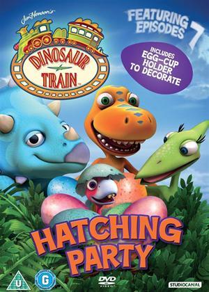Rent Dinosaur Train: Hatching Party Online DVD Rental
