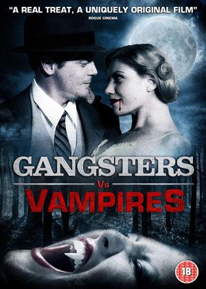 Rent Gangsters Vs Vampires Online DVD Rental