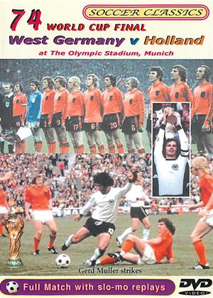 Rent The 1974 World Cup Final: West Germany Vs Holland Online DVD Rental