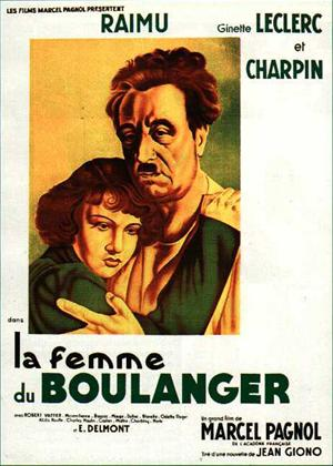 Rent The Baker's Wife (aka La Femme Du Boulanger) Online DVD Rental