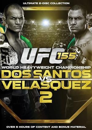 Rent UFC 155: Dos Santos vs Velasquez 2 Online DVD Rental