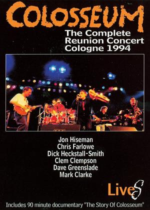 Colosseum: The Complete Reunion Concert Online DVD Rental