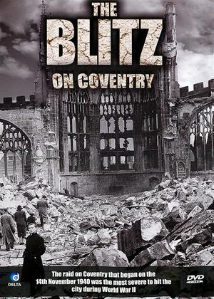 The Blitz on Coventry Online DVD Rental