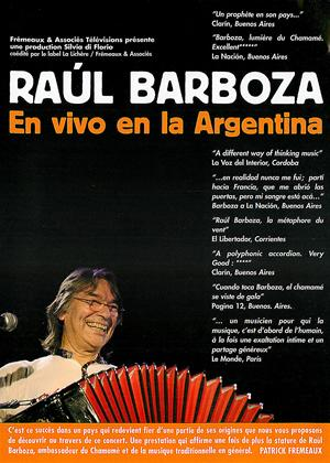 Raul Barboza: En Vivo En La Argentina Online DVD Rental