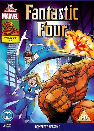 Rent Fantastic Four: Series 1 Online DVD Rental