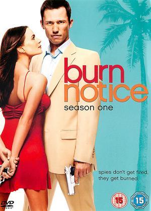 Burn Notice: Series 1 Online DVD Rental