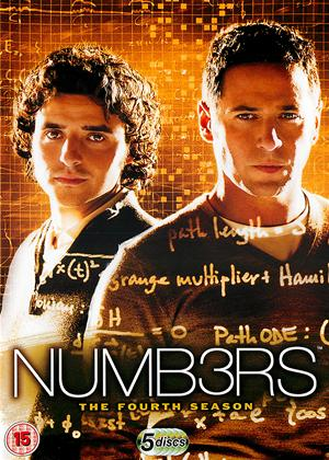 Numb3rs (Numbers): Series 4 Online DVD Rental