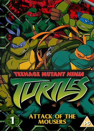 Rent Teenage Mutant Ninja Turtles: Vol.1 Online DVD Rental