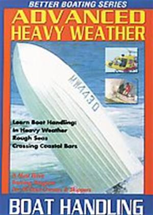 Advanced Heavy Weather Boat Handling Online DVD Rental