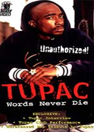 Tupac: Words Never Die Online DVD Rental