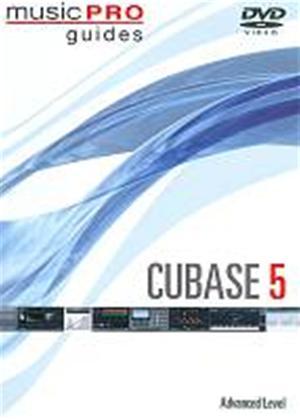 Rent Cubase 5: Advanced Level Online DVD Rental