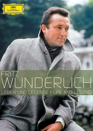 Fritz Wunderlich: Life and Legend Online DVD Rental