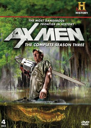 Rent Ax Men: Series 3 Online DVD Rental