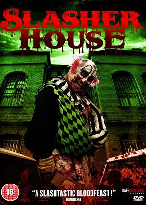 Slasher House Online DVD Rental