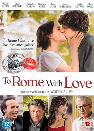To Rome with Love Online DVD Rental
