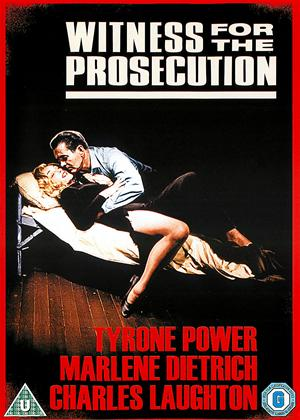 Witness for the Prosecution Online DVD Rental