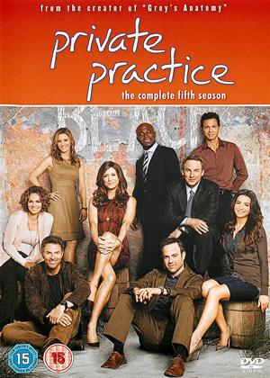 Rent Private Practice: Series 5 Online DVD Rental