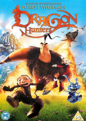 Dragon Hunters Online DVD Rental