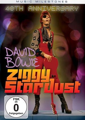 David Bowie Ziggy Stardust: 40th Anniversary Online DVD Rental
