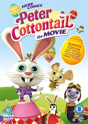 Here Comes Peter Cottontail: The Movie Online DVD Rental