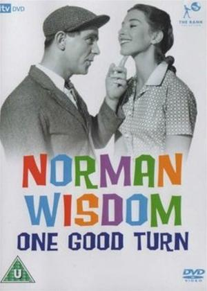 Norman Wisdom: One Good Turn Online DVD Rental
