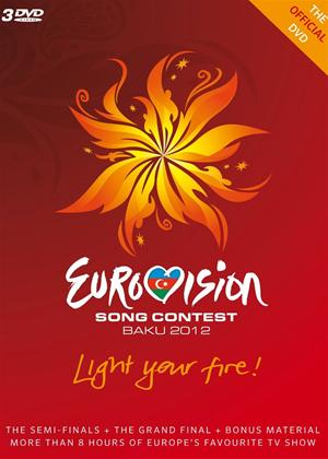 Eurovision Song Contest: 2012: Baku Online DVD Rental