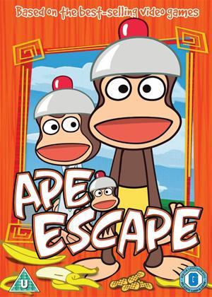 Rent Ape Escape Online DVD Rental