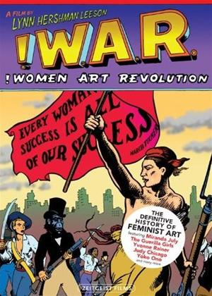 Rent !Women Art Revolution Online DVD Rental